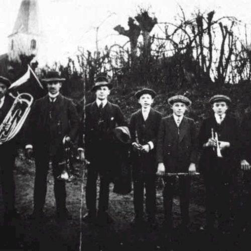 Harmonie St. Laurentius in 1928